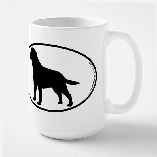 Labrador SILHOUETTE Stainless Steel Travel Mugs