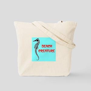 BEACH CREATURE Tote Bag