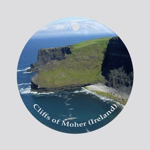 Cliffs Of Moher (Ireland) - Ornament (Round)