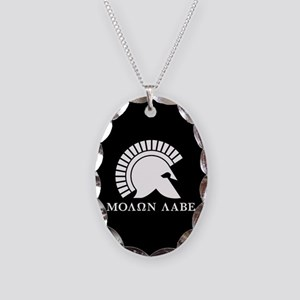 Molon Labe Necklace