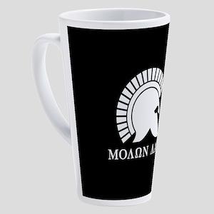 Molon Labe 17 oz Latte Mug