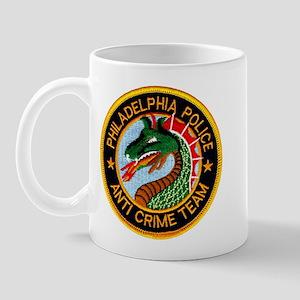 Philly Anti Gang PD Mug