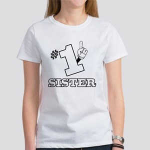 #1 - SISTER Women's T-Shirt
