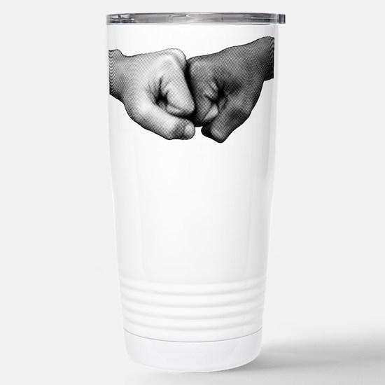 Fist Bump Mugs