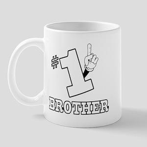 #1 - BROTHER Mug
