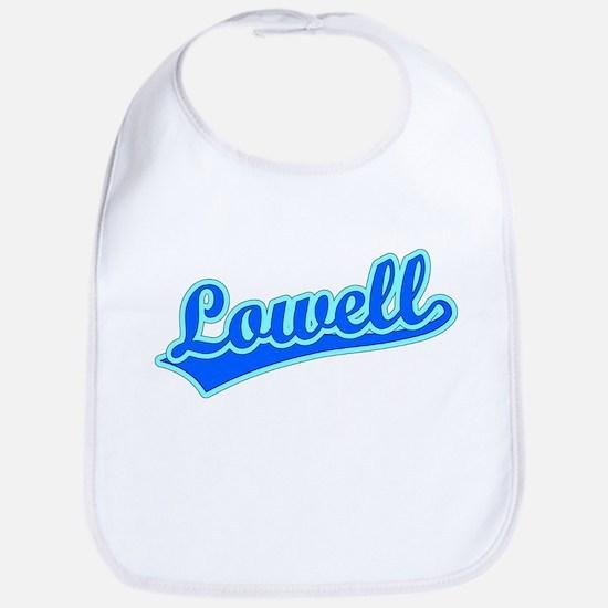 Retro Lowell (Blue) Bib