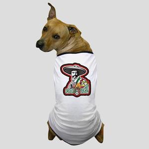 Orgullo Mexicano Dog T-Shirt