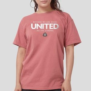 Newcastle United We Ar Womens Comfort Colors Shirt
