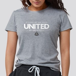 Newcastle United We Are S Womens Tri-blend T-Shirt