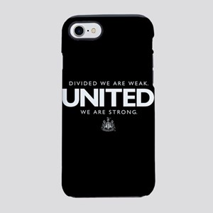 Newcastle United We Are Stro iPhone 8/7 Tough Case