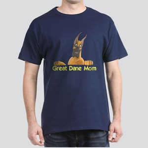 CFlo Great Dane Mom Dark T-Shirt