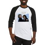 Hillary Clinton Photohumor.com Baseball Jersey