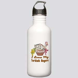 I Love My Turkish Ango Stainless Water Bottle 1.0L