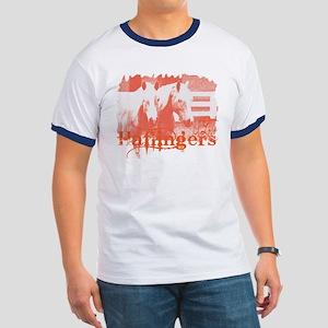 Haflinger Horse Ringer T