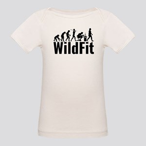 WildFit Logo Black T-Shirt