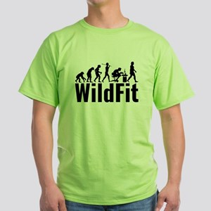WildFit Logo Black T-Shirt