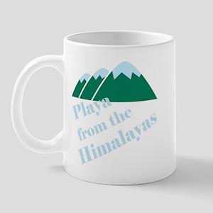 Playa from Himalaya Mug