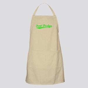 Vintage Fort Dodge (Green) BBQ Apron