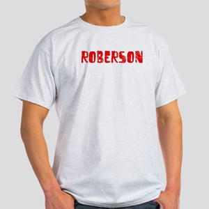 Roberson Faded (Red) Light T-Shirt