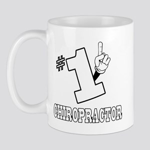 #1 - CHIROPRACTOR Mug