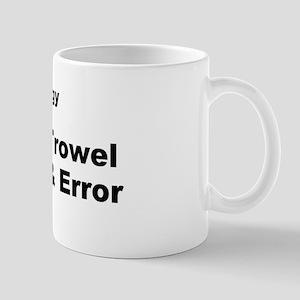 Trowel & Error Mug
