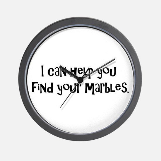 Funny Gifts for Psychiatrists Wall Clock