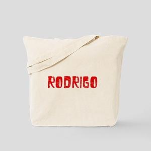 Rodrigo Faded (Red) Tote Bag