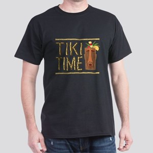Tiki Time - Dark T-Shirt