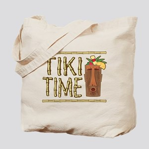 Tiki Time - Tote or Beach Bag