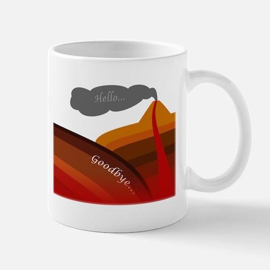 Life of Subduction Large Mugs