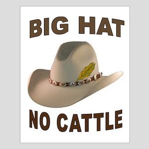 BIG HAT Posters