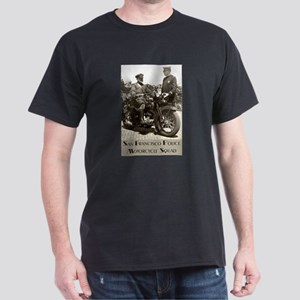 SFPD Motors Dark T-Shirt