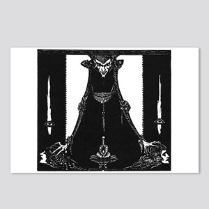 Faust 34 Postcards (Package of 8)