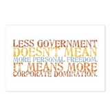 Government Postcards