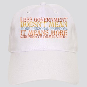 Less Government Cap