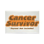 Thyroid Not Included Rectangle Magnet (100 pack)