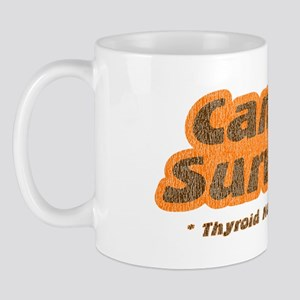 Thyroid Not Included Mug