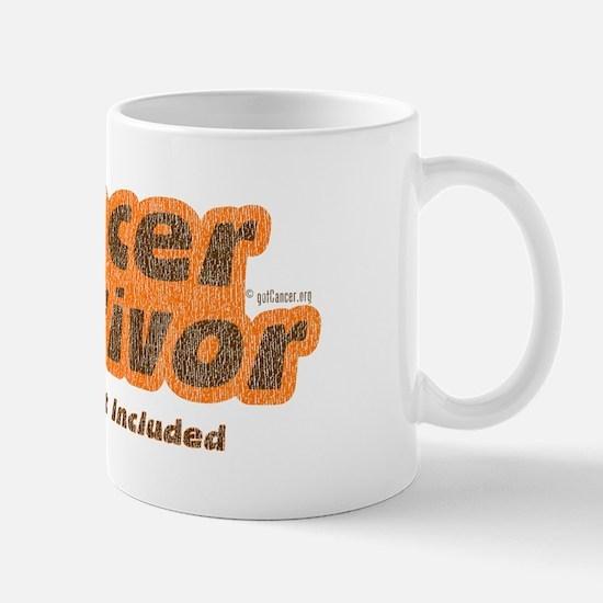Thyroid Not Included Mug