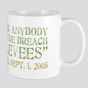 Breach of the levees Mug
