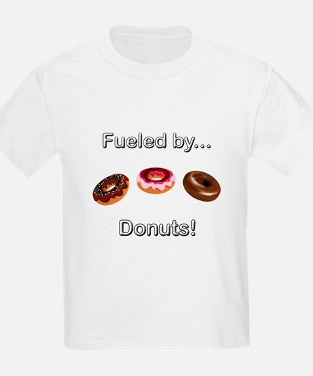 Fueled by Donuts Women's Dark T-Shirt