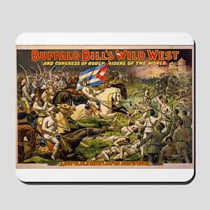 Buffalo Bill Mousepad
