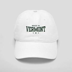 Made in Vermont Cap