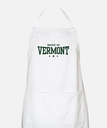 Made in Vermont BBQ Apron