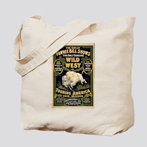 Pawnee Bill Tote Bag