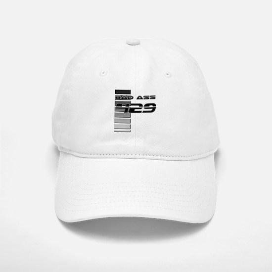 Bad Ass 429 w/ Stripes Baseball Baseball Cap