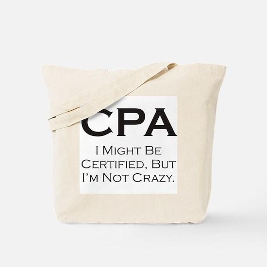 CPA #3 Tote Bag