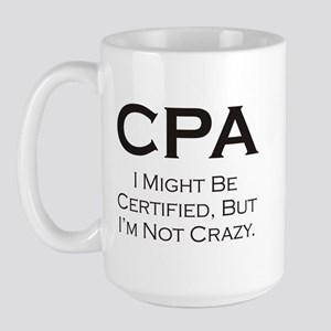 CPA #3 Large Mug