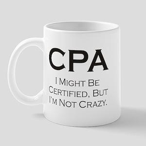CPA #3 Mug