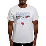 Abolish Wildlife Services Light T-Shirt