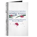Abolish Wildlife Services Journal